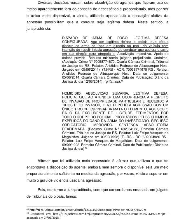 exemplo jurisprudência tcc