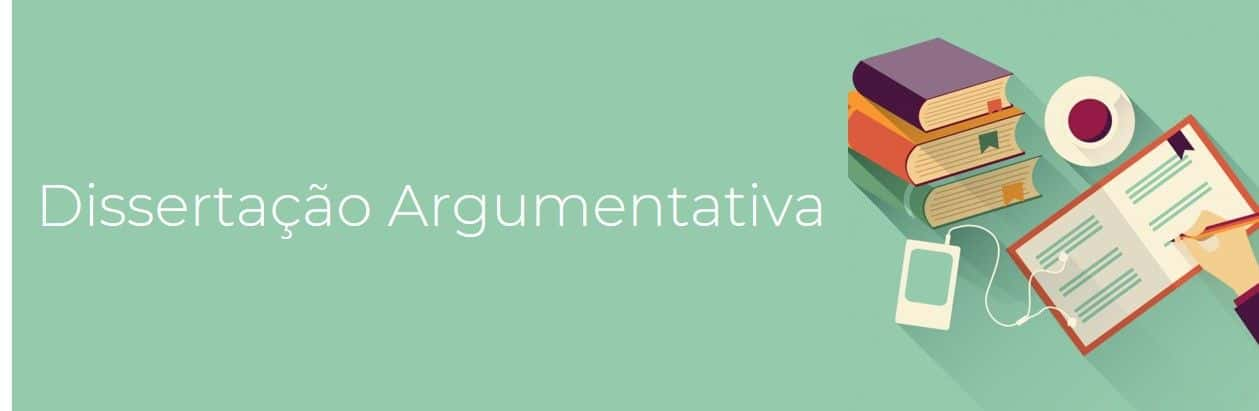 banner do topo dissertação argumentativa