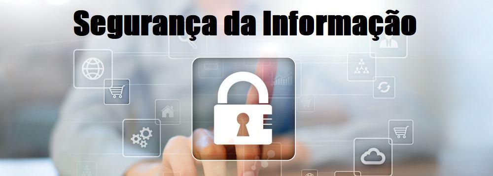 banner segurança da informação