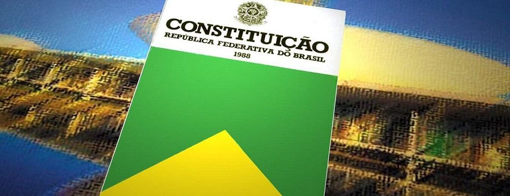 banner constituição do Brasil